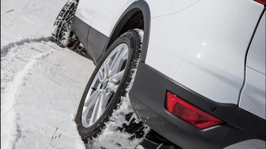 Gomme invernali e catene da neve: obbligo, sanzioni e ordinanze