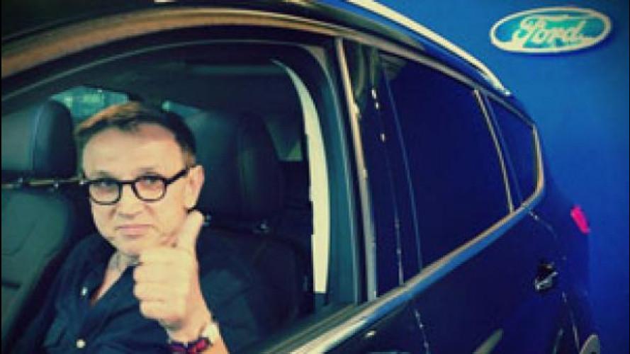 [Copertina] - Ford Kuga è l'auto di MasterChef Italia