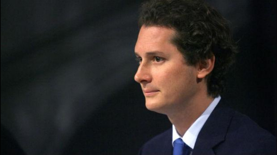"""John Elkann: Il Lingotto """"rivedrà i target in Europa, a causa della crisi"""""""