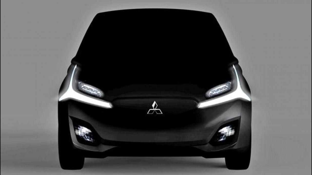 [Copertina] - Mitsubishi CA-MiEV e GR-HEV concept a Ginevra