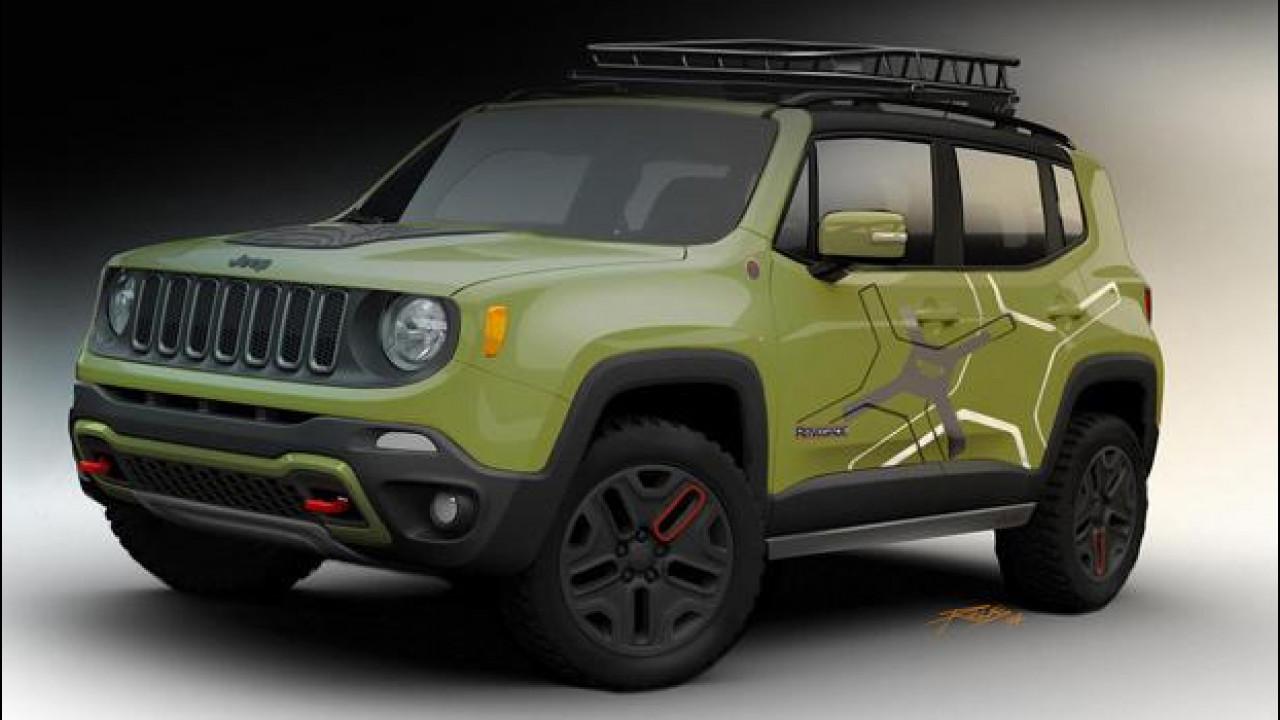 [Copertina] - Jeep Renegade, più esclusiva con Mopar