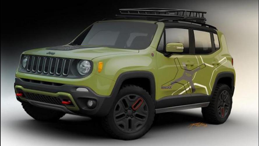 Jeep Renegade, più esclusiva con Mopar