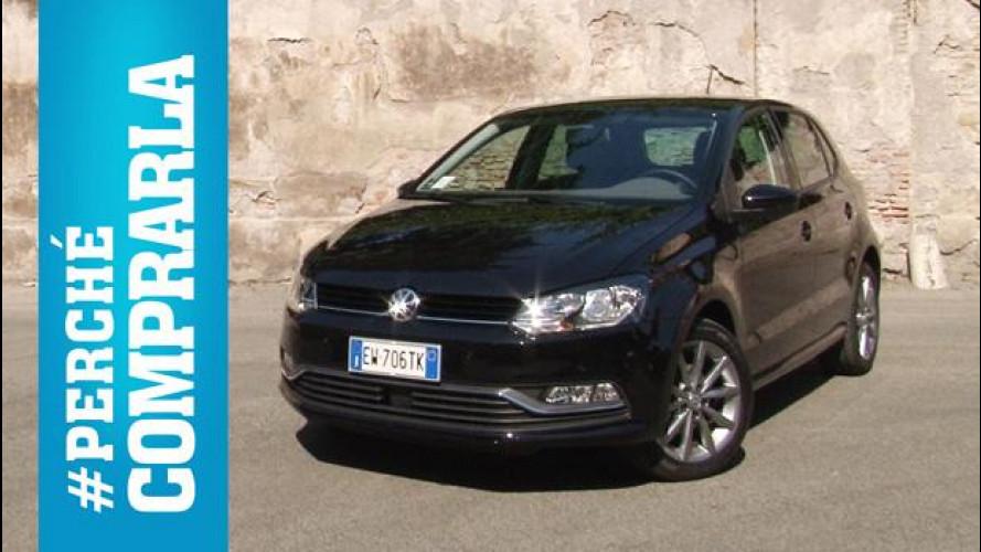 Volkswagen Polo, perché comprarla... e perché no [VIDEO]