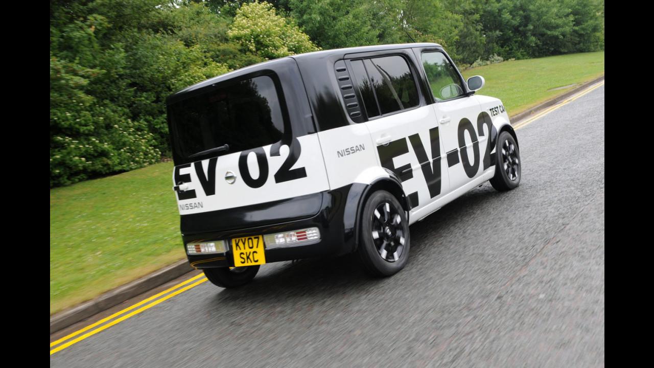 Test Drive Nissan EV-02