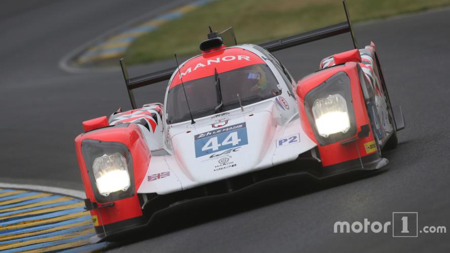 #44 Manor Oreca 05 - Nissan- Tor Graves, Matt Rao, Roberto Merhi