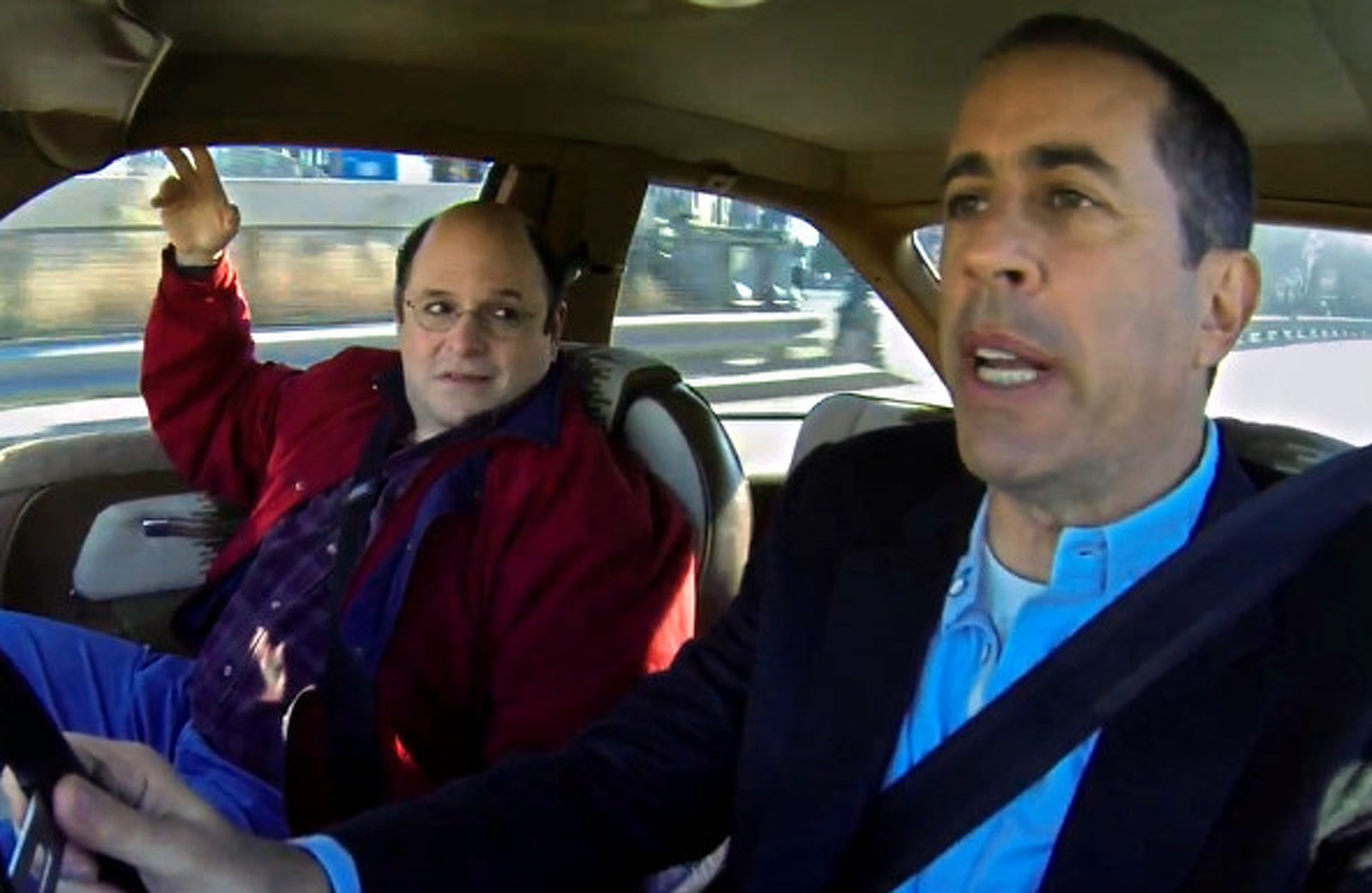 Seinfeld sued over allegedly selling a fake Porsche