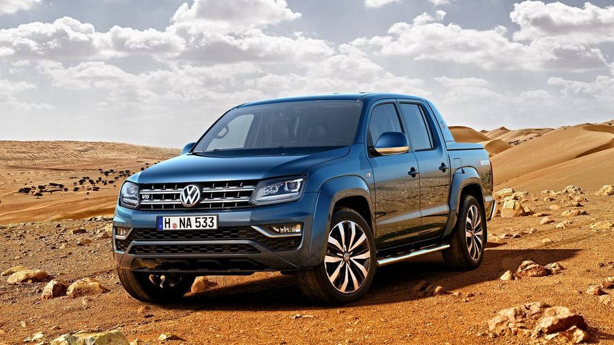VW Registers 'Amarok' Nameplate In U.S., New Pickup Coming?