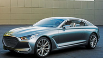 hyundai vision g concept coupe unveiled