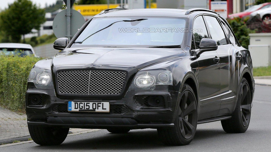When 600 hp isn't enough: Bentley confirms Bentayga Speed