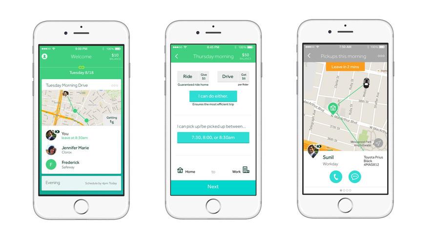 BMW buys a piece of carpooling app Scoop