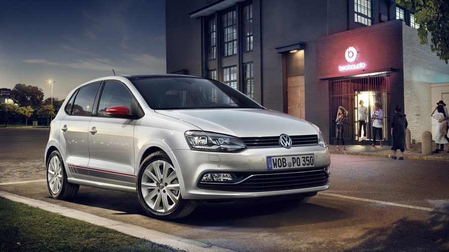 VW Polo gets thumping 300-watt Beats audio system
