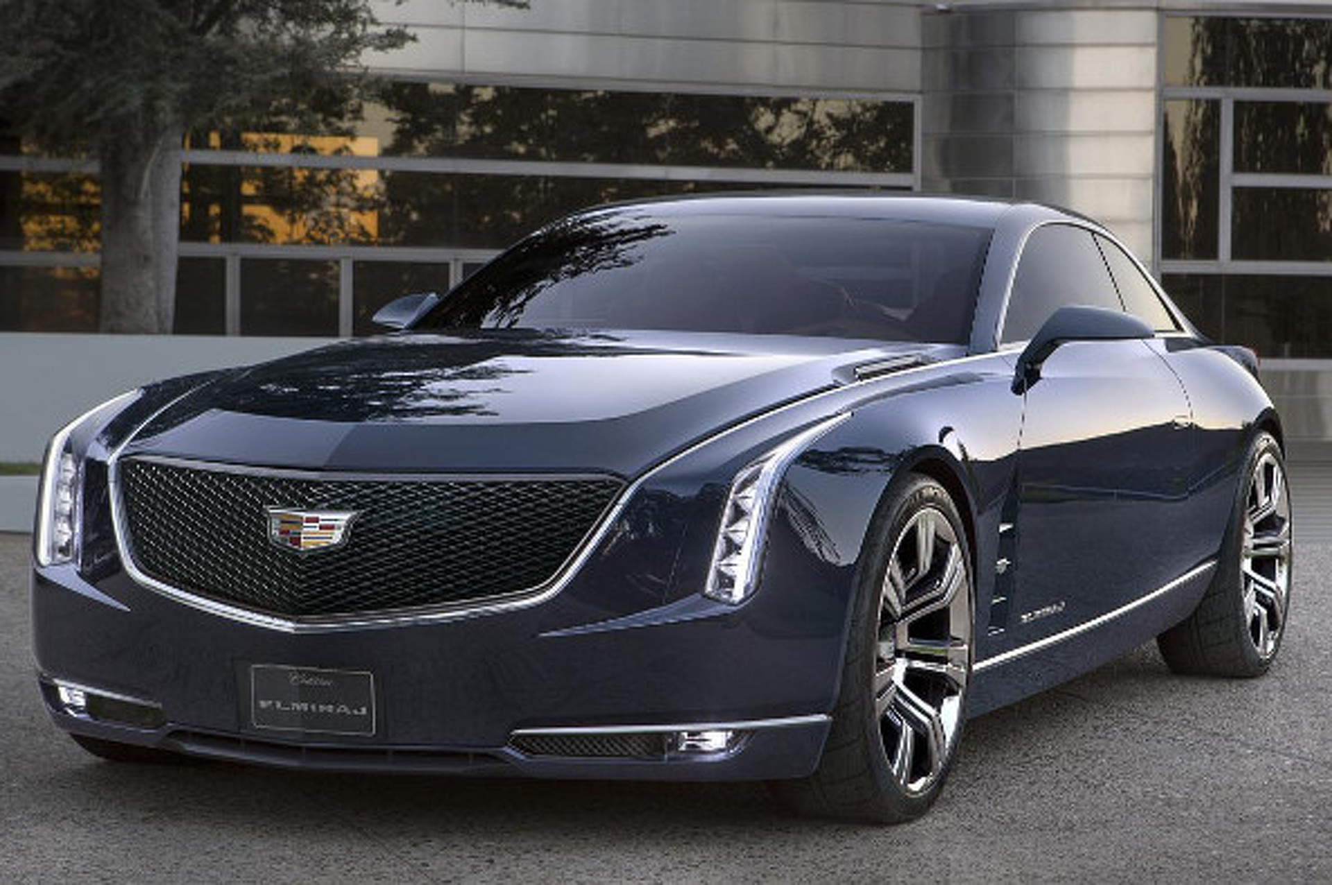 Elmiraj Concept Is Cadillac S Halo Car Of The Future