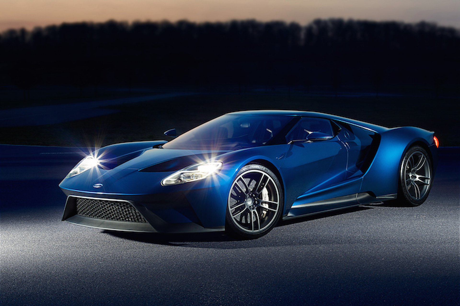 2016 Ford Gt Specs Revealed Via Forza Motorsport 6 Video Game