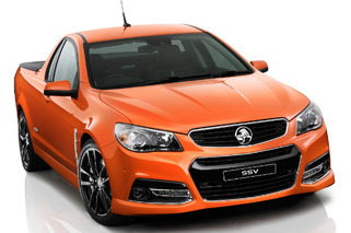 holden ute ss v is the el camino that we wont get