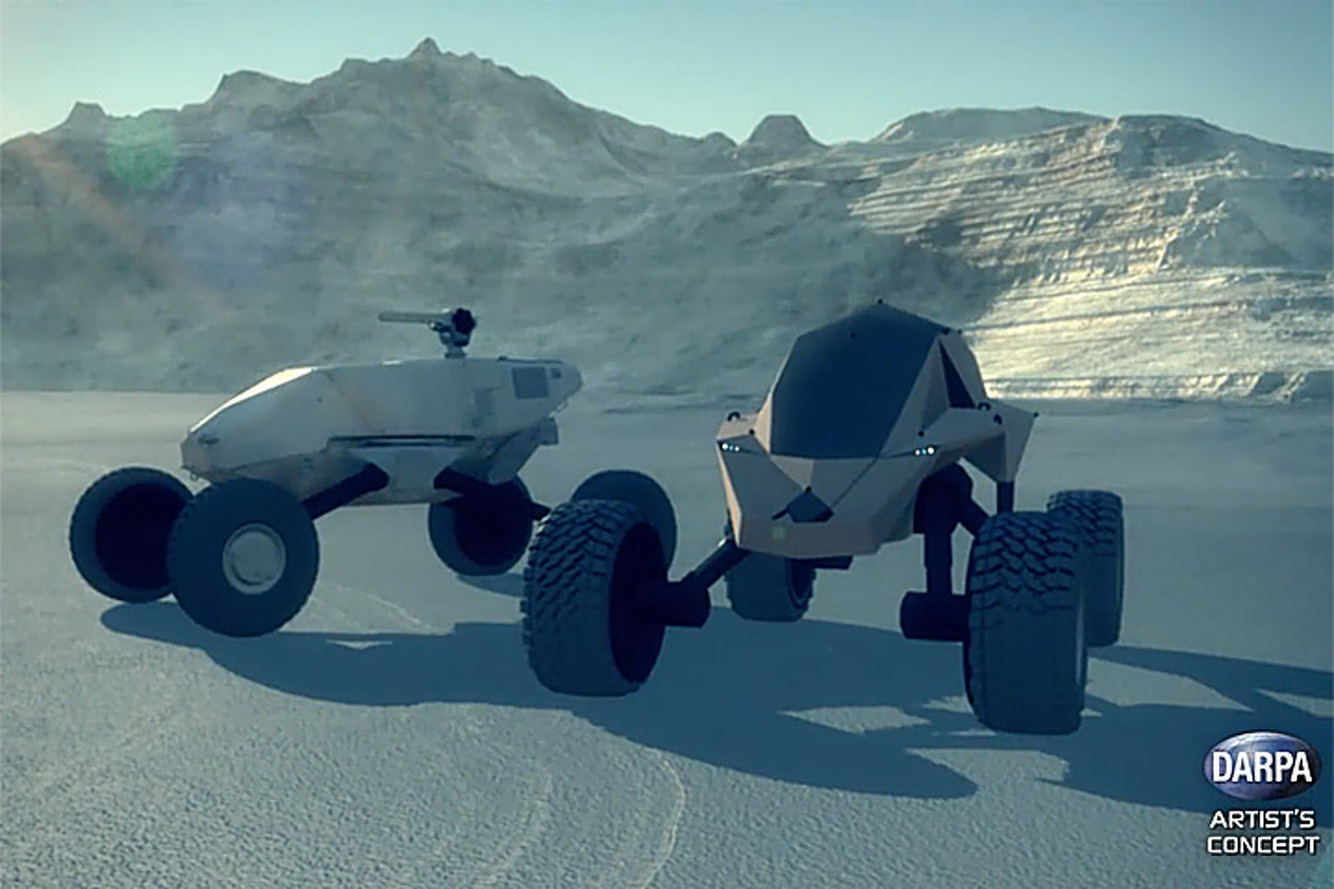 Here's What Future US Military Ground Vehicles May Look Like