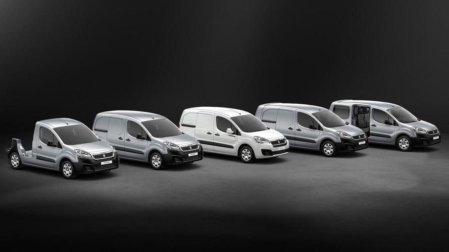 2015 Peugeot Partner facelift revealed [videos]