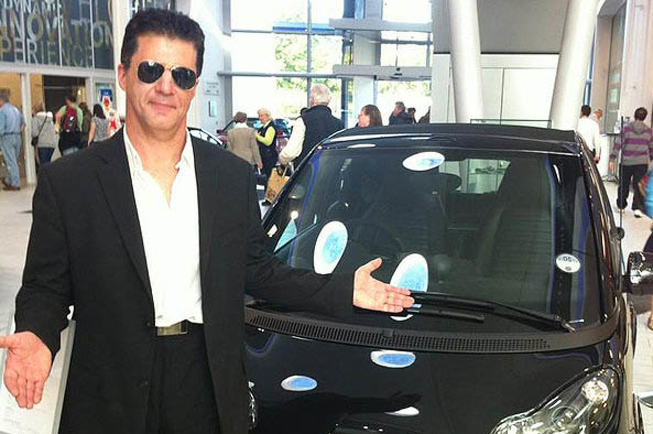 Simon Cowell Trying to Unload his Brabus Smart Fortwo