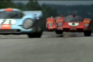 Racing-Only Footage of