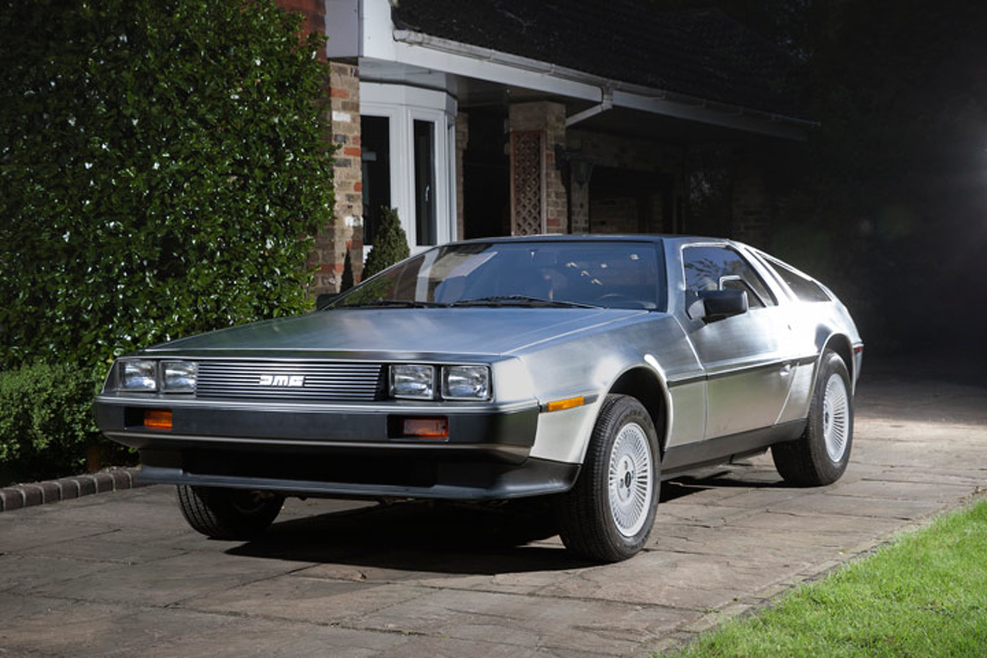 This 24 Mile Delorean Has Never Left Storage In Its Life