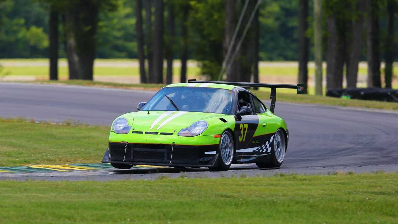 Let This 2001 Porsche 911 GT3 Cup Race Into Your Collection