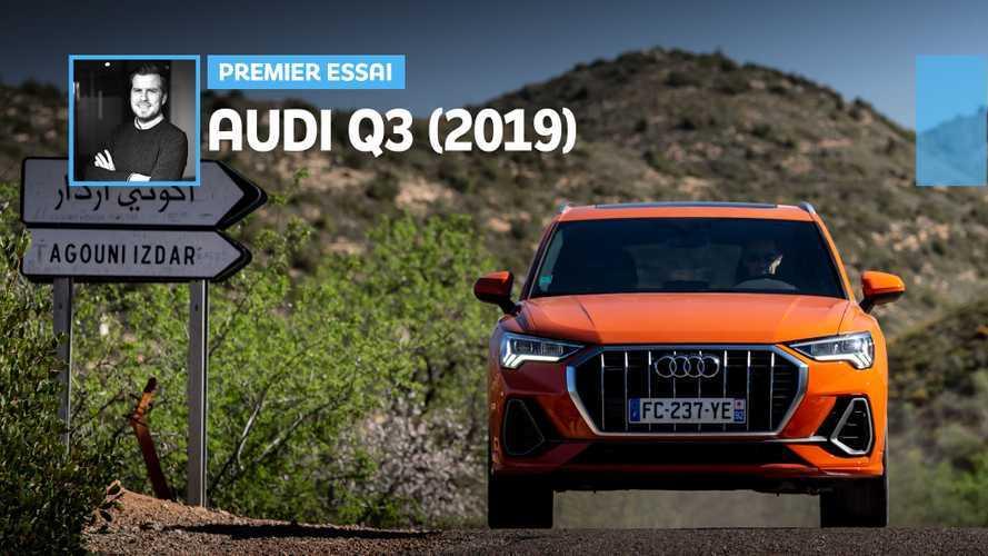 Essai Audi Q3 (2019) - Retour en grâce