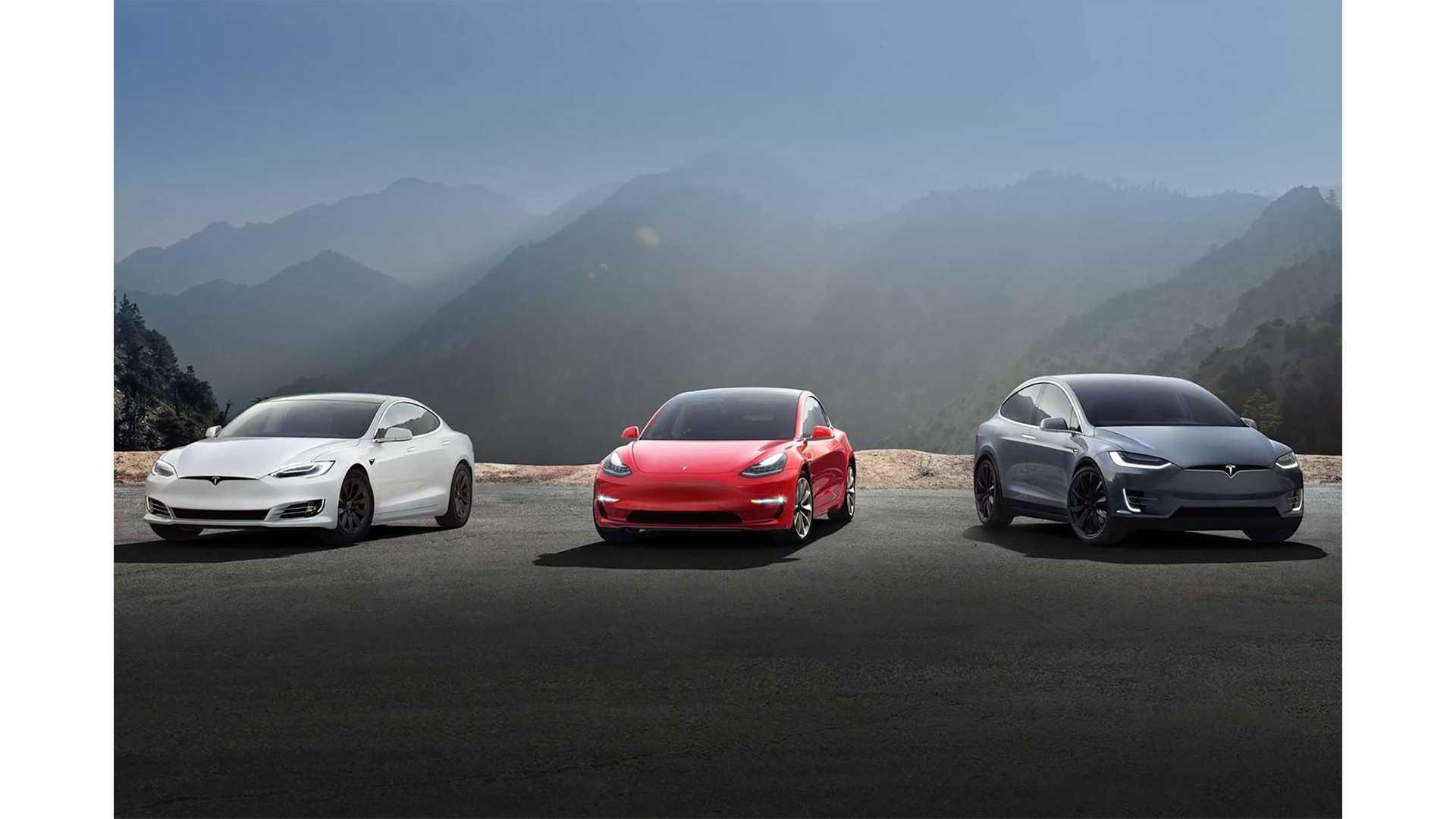Tesla Model 3, S & X Among Turo's Most Popular Cars