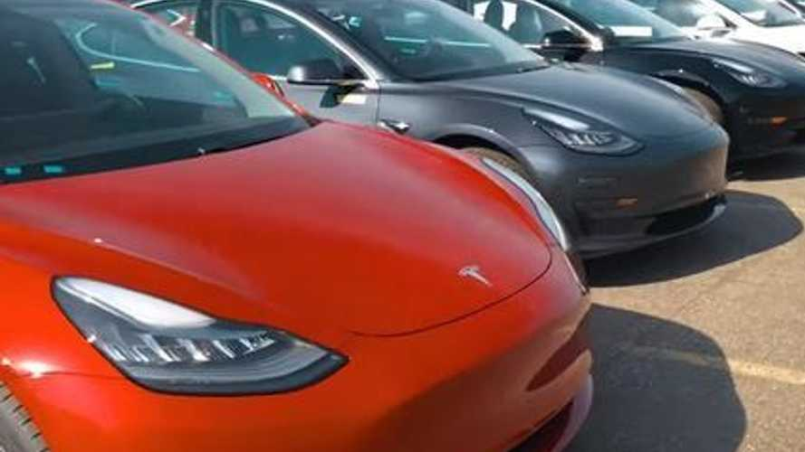 Tesla, Almanya fabrikasında 500 bin araç üretecek
