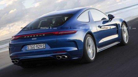 Porsche Panamera Coupe And Convertible Due 2020?