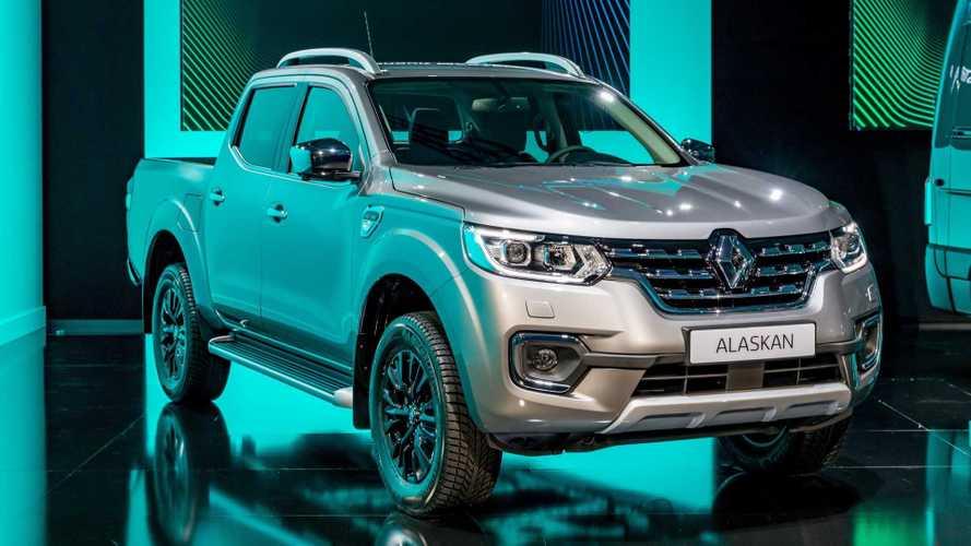 Renault Alaskan amplia capacidade de carga e ganha equipamentos