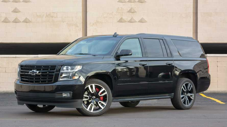 GM Wants Chevy Suburban To Be Named As Official Vehicle Of Texas