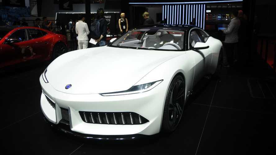 Karma GT Designed by Pininfarin