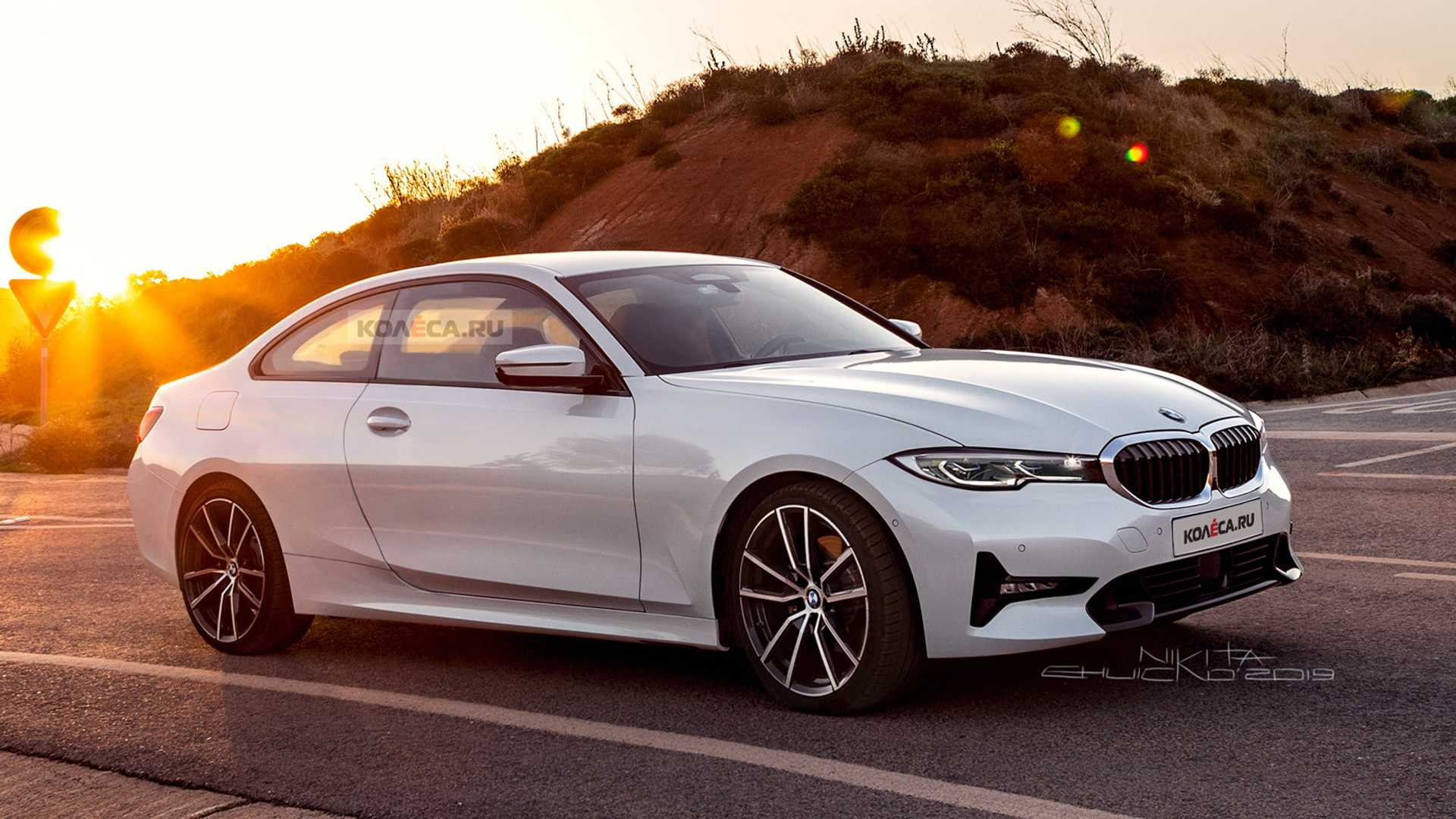 2020 BMW 2 Series Convertible Release Date And Redesign >> Bmw 4 Series Renderings Preview Baby 8 Series Coupe