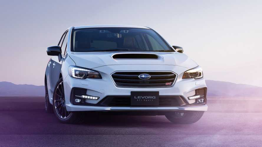 Subaru Levorg STI Sport Is The Wagon We Want, But Can't Have