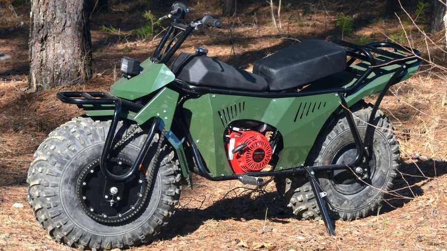 Meet The Tarus 2X2: It's Russian For Rokon!