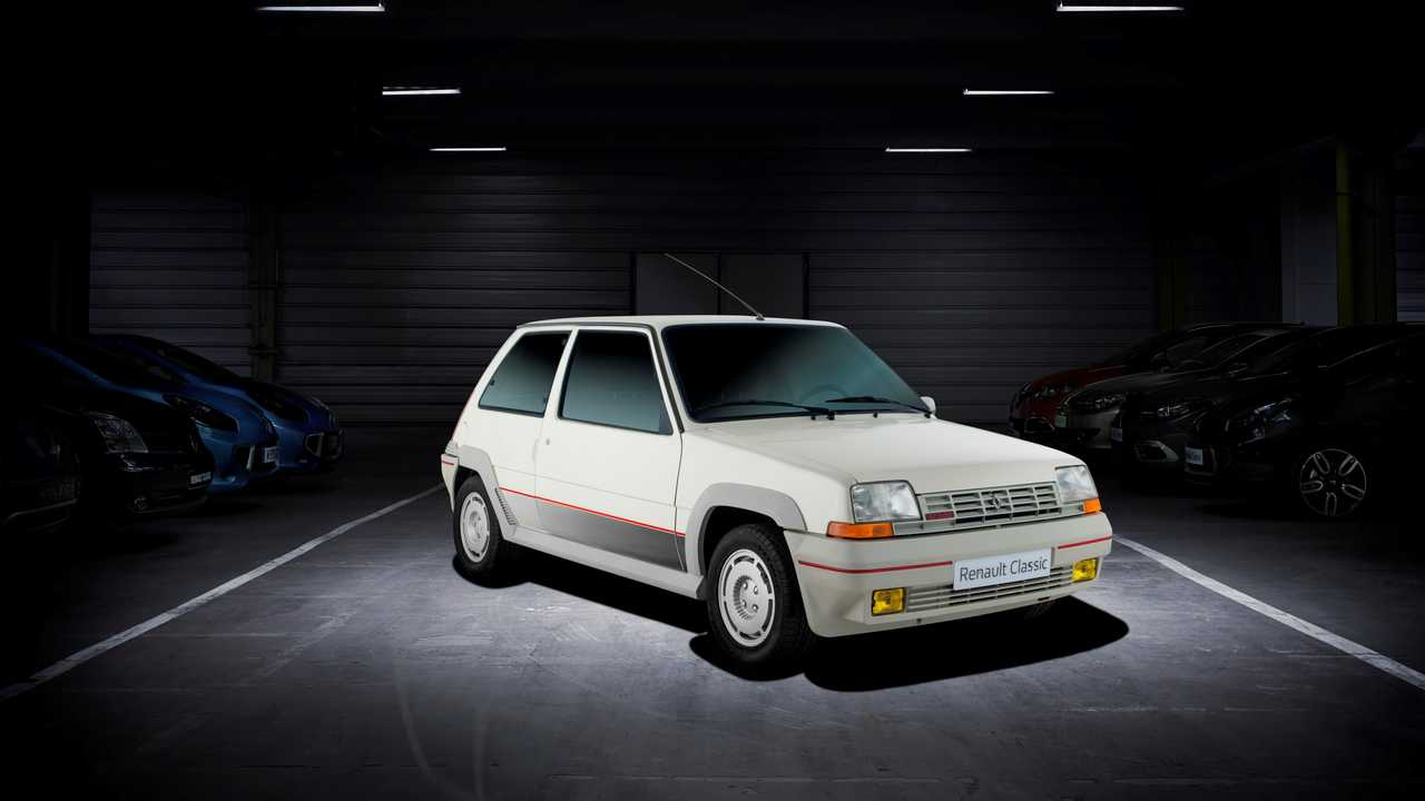 Renault 5 GT Turbo - 1985 г