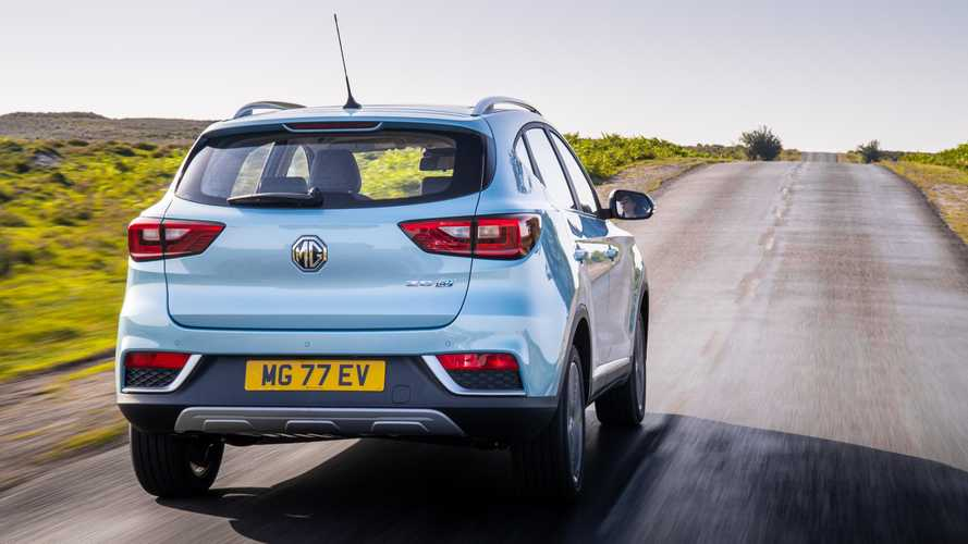First Reviews Of The MG ZS EV Are Very Positive: Videos