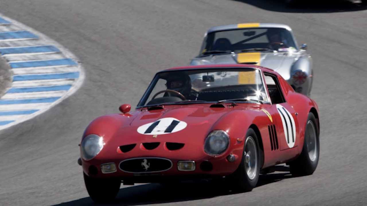 Video: Granddad Sold Ferrari 250 GTO For $9,500, Now It's $70M