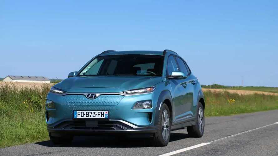 Hyundai Kona electric (2019)
