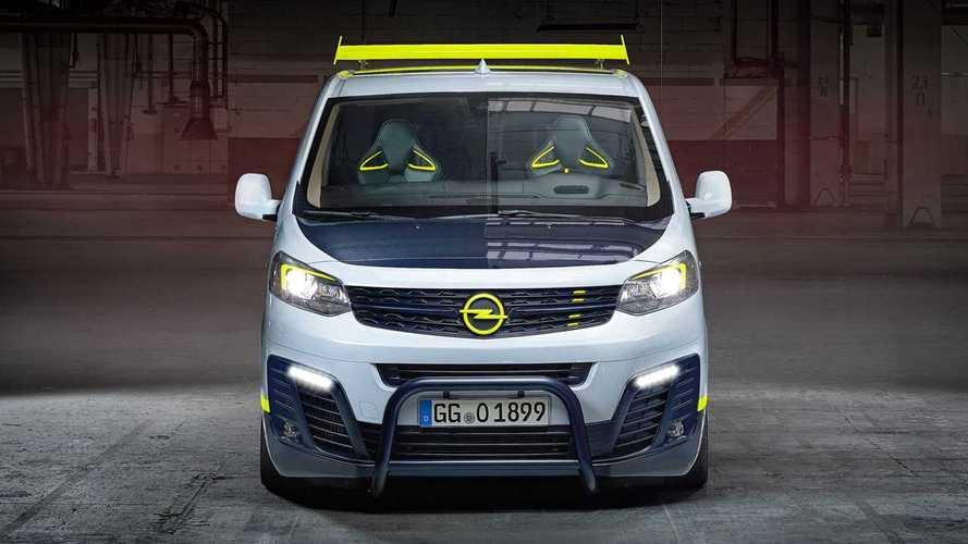 Opel Zafira Life O-Team: por si vuelve 'El Equipo A'