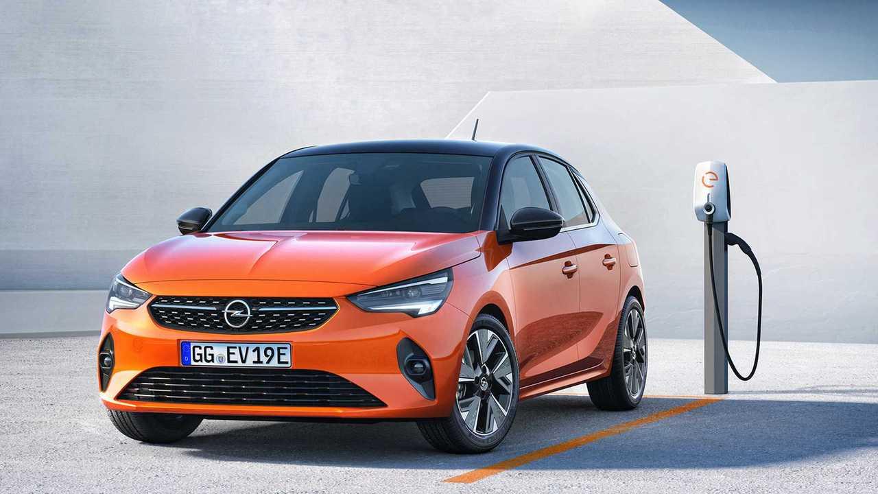 Opel Corsa Historie: Corsa F (2019)