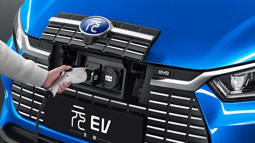 In April 2019 BYD Increased Plug-In EV Car Sales By 73.5%