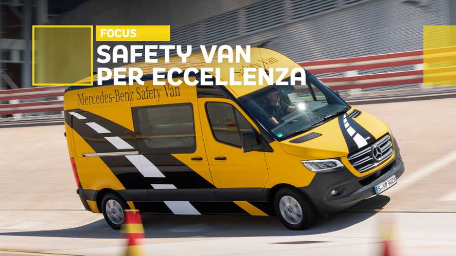 Mercedes-Benz Sprinter, una bella sicurezza