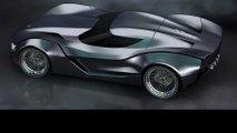Corvette Stingray 60th Anniversary Concept
