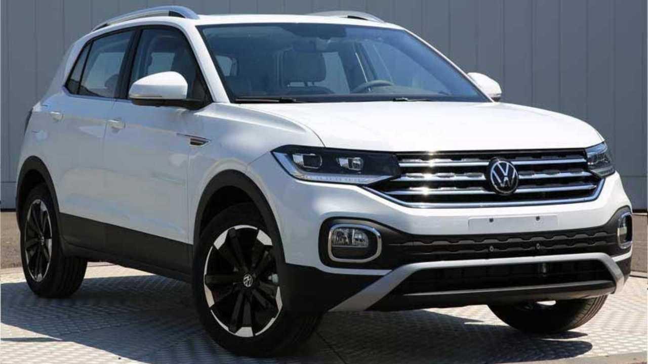 Volkswagen Tacqua, el T-Cross chino