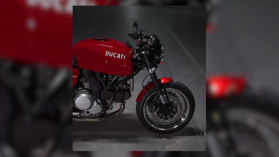 Ducati Cafe Racer GT1000 by Purpose Built Motors