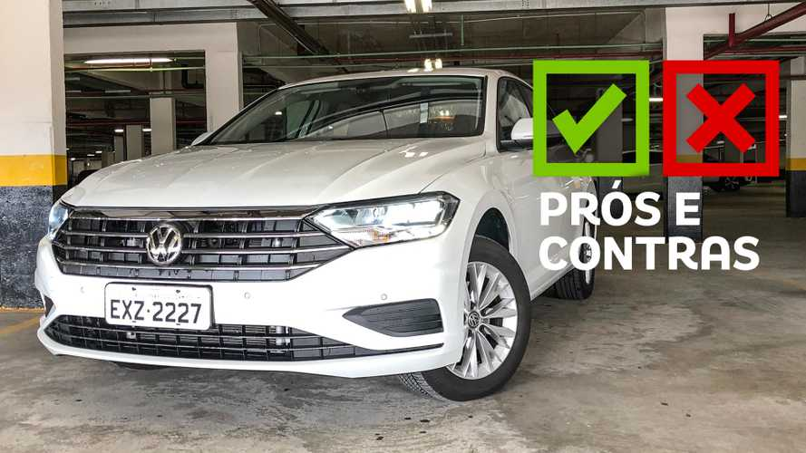 VW Jetta 250 TSI: Prós e Contras