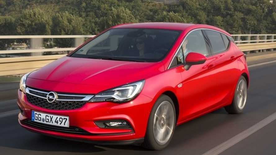 Makyajlı 2019 Opel Astra