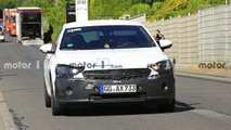 Opel Insignia Facelift Spy Photos