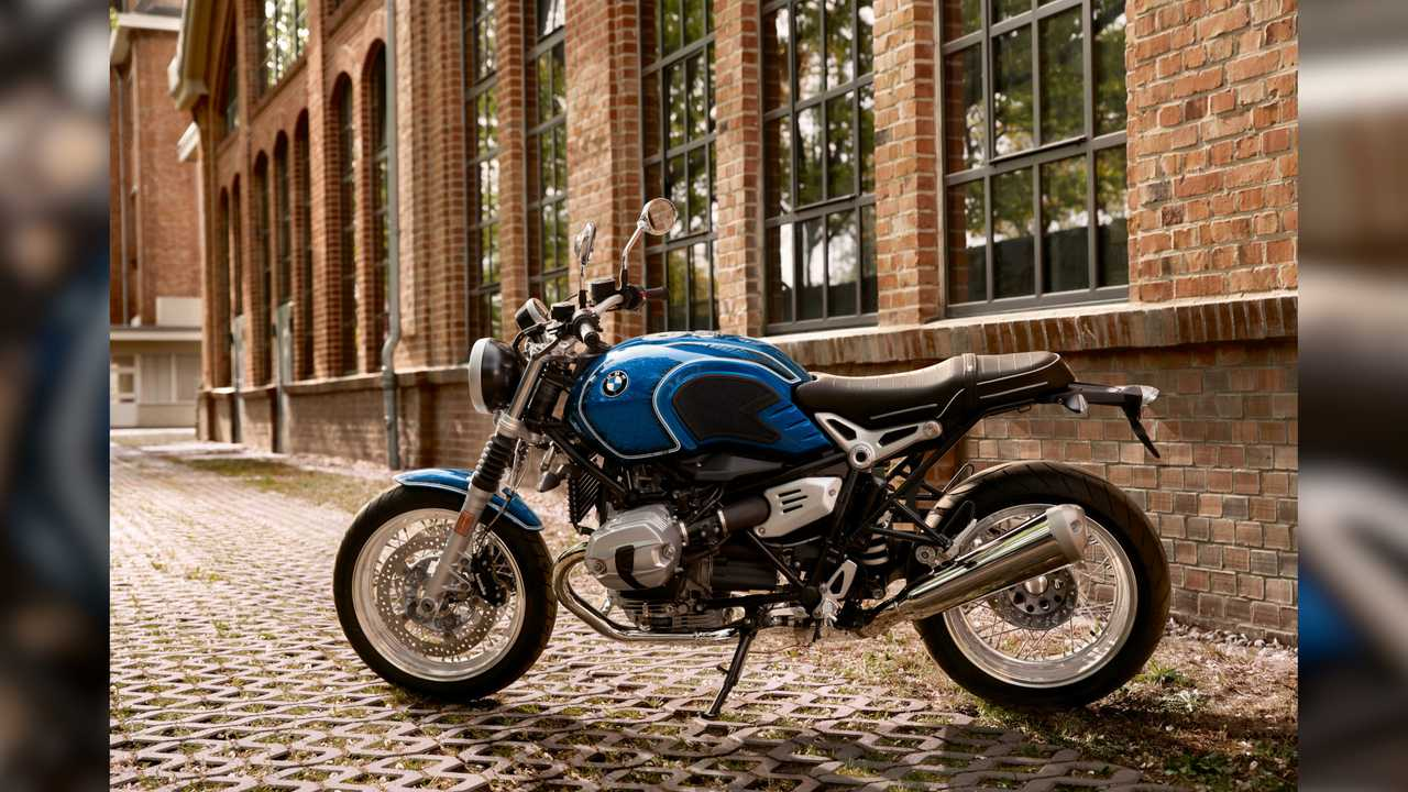 BMW R nineT/5 Anniversary Edition