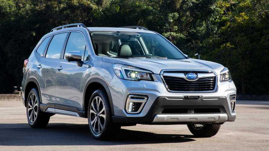 Primeiras Impressões Subaru Forester 2020: SUV troca turbo por itens de segurança
